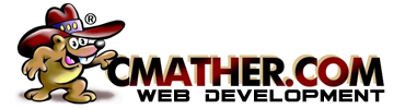 CMather Web Development Logo