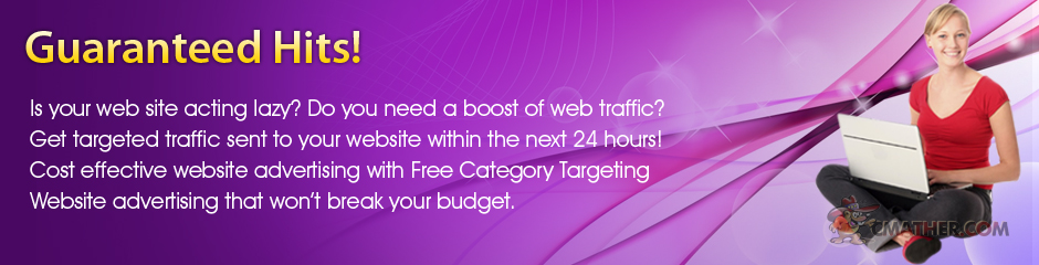 Guaranteed Website Traffic