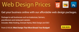 Affordable Web Design Prices