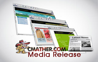 Media Release Australia | CMather Web Development