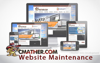 Outsourcing Website Maintenancence