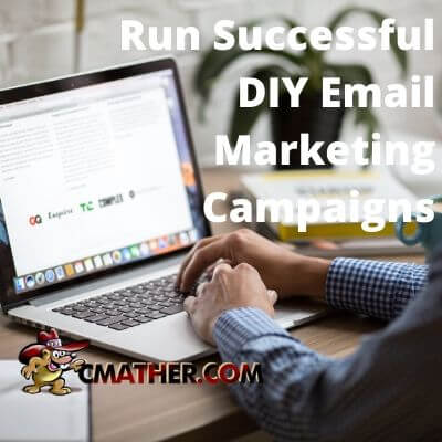 Online Email Marketing Software by CMather